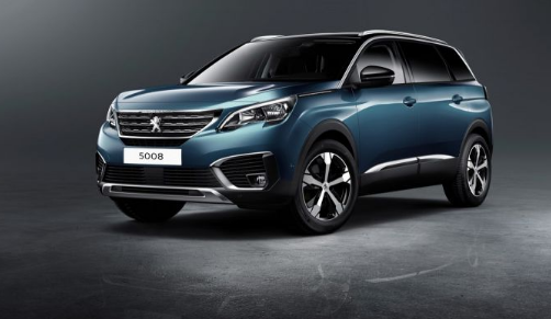 2020 Peugeot 5008 Redesign, Specs and Release Date