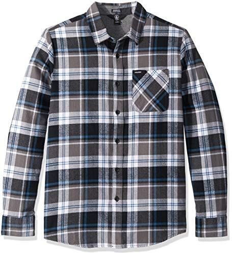 226f6de48 Beautiful Volcom Men's Caden Plaid Long Sleeve Flannel Shirt Mens Fashion  Clothing. [$54.95 - 55.00] yourfavoriteclothing from top store