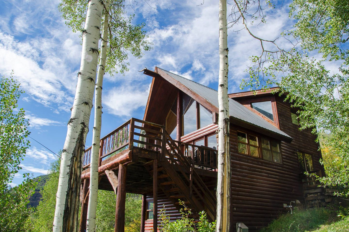 Classic Colorado Cabin Near Aspen Vacation Rental In