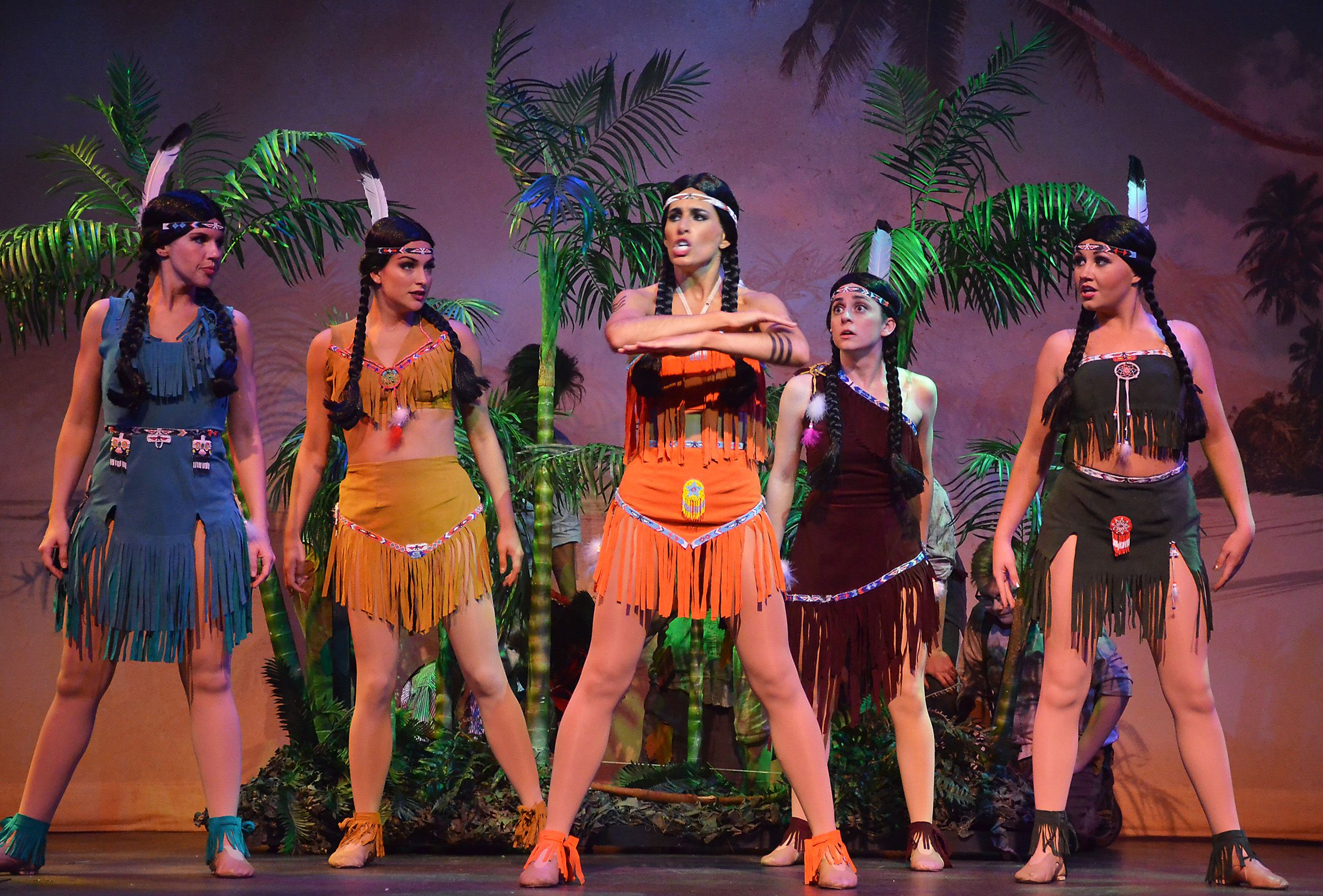 Peter Pan Indians Broadway Google Search Peter Pan Play Peter Pan Musical Tiger Lily Peter Pan
