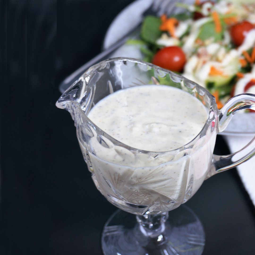 Ace Blender Creamy Italian Dressing Recipe in 2020