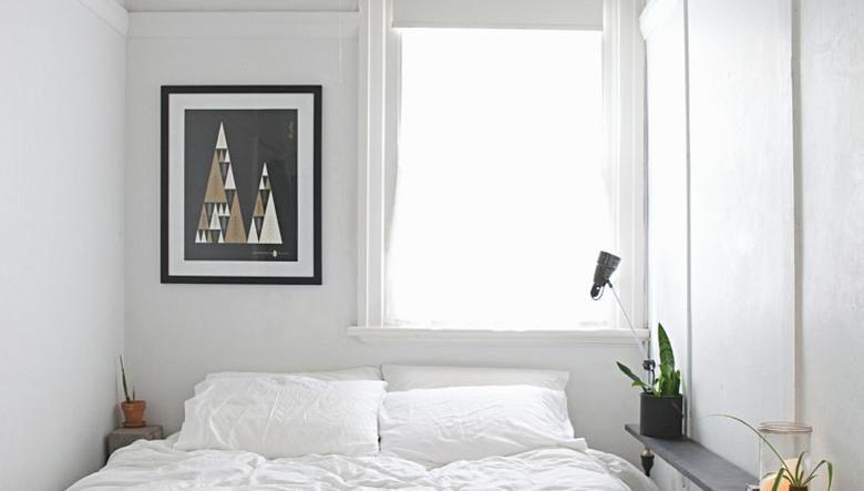 Znalezione Obrazy Dla Zapytania Mała Sypialnia łóżko Pod