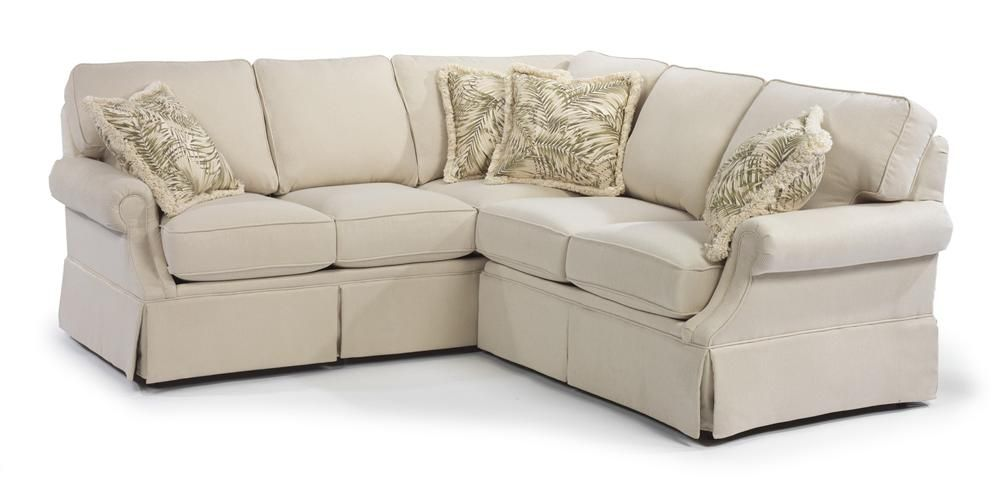Jennings 3 Piece Sectional By Flexsteel   Gardiners Furniture   Sofa  Sectional Baltimore, Towson