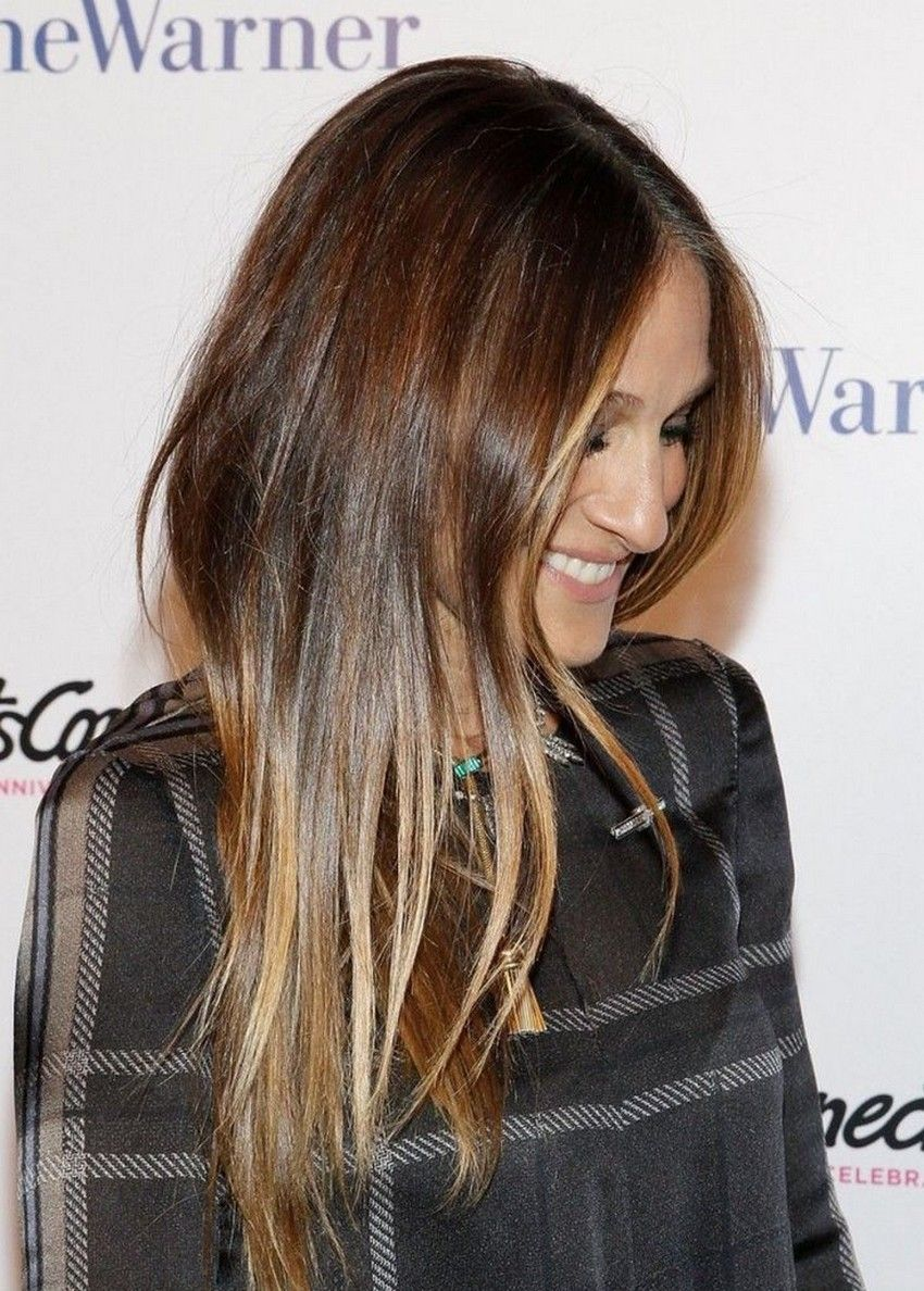 Images about hair colors and styles on pinterest -  Hair Color Sarah Jessica Parker Talks Involvement With Nyc Ballet