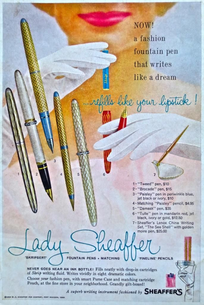 Sheaffer Lady