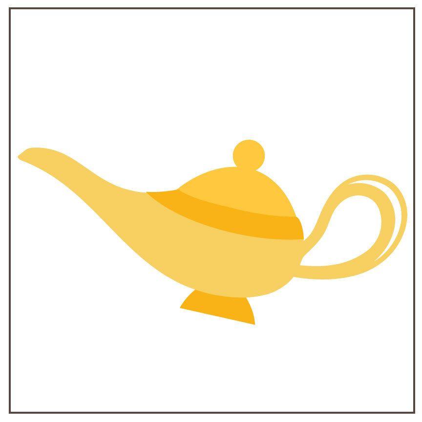Magic Lamp Free For Members Magic Lamp Genie Lamp Disney Aladdin