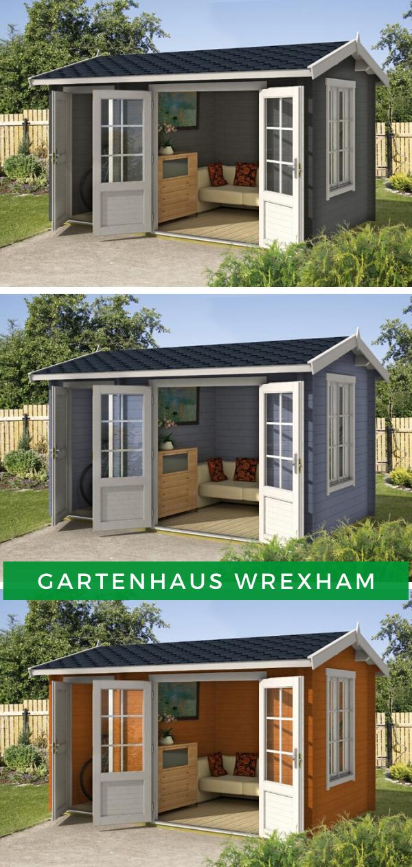 Lasita Maja Gartenhaus Wrexham 1 Iso 4416602