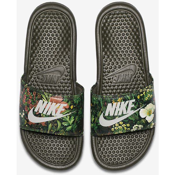 Designer Clothes, Shoes & Bags for Women | SSENSE. Nike Benassi Just Do It  Print Women's Slide.
