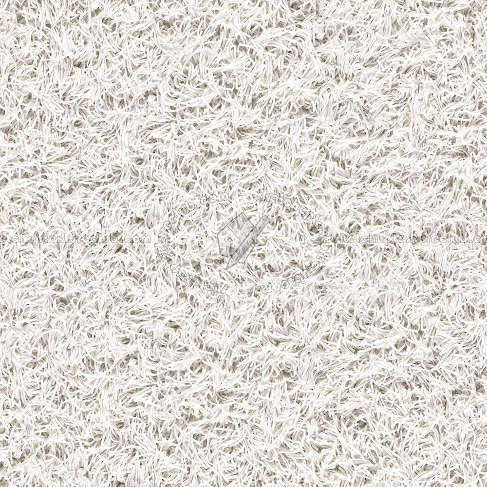 White Carpeting Texture Seamless 16791