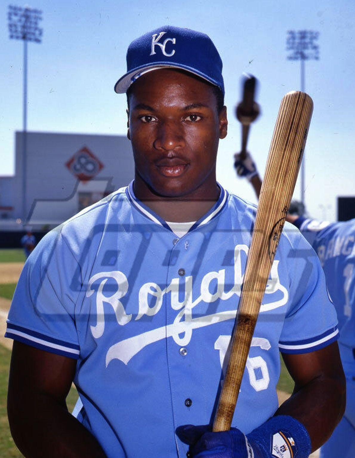 huge discount 3f141 2f91c Bo Jackson - KC Royals | Baseball | Royals baseball, Sports ...