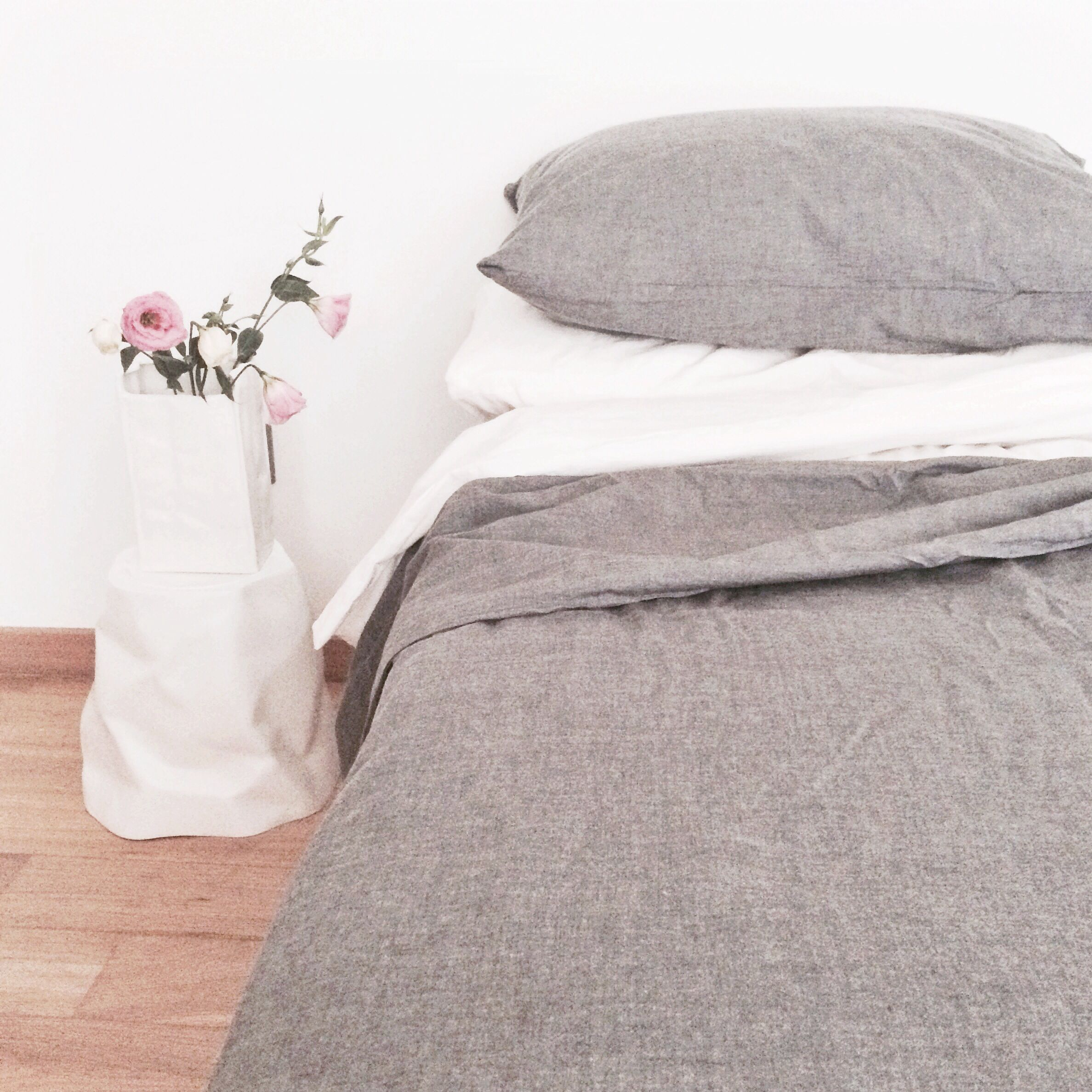 Muji Bed Sheets Muji Bed Linen Grey And White Bedding Via The Asf Affordable