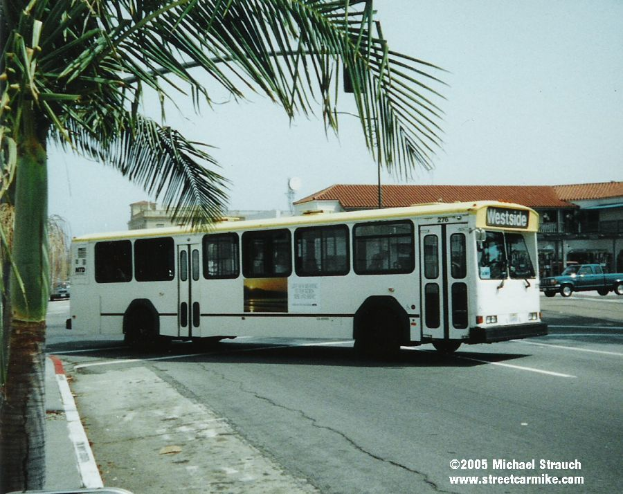Santa Barbara MTD Gillig | trolleys, etc. | Santa barbara on