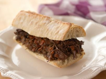 Short Rib Sandwiches Pioneer Woman Food NetworkThe