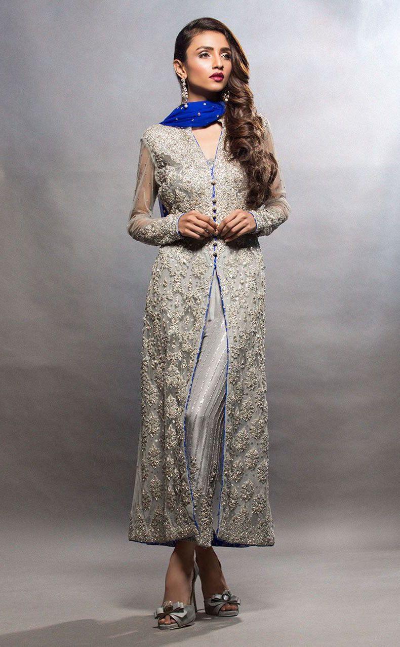 High Fashion Pakistan Designer Evening Dresses Fashion Pakistani Fashion