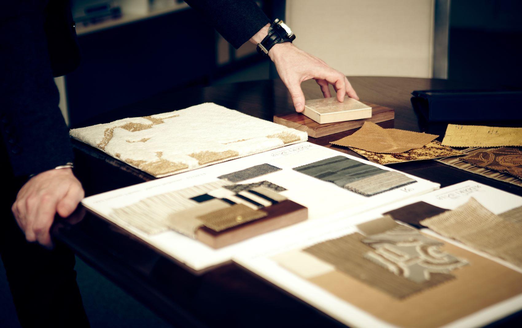 Interior Design Firm in London Ren Dekker