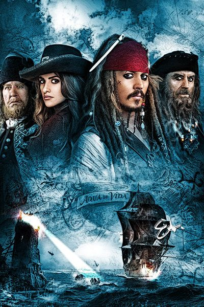 Pirates Of The Caribbean On Stranger Tides Pirates Of The
