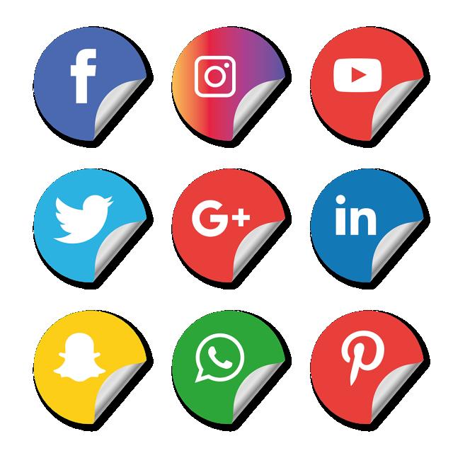 Download Logo Facebook Hitam Putih Png