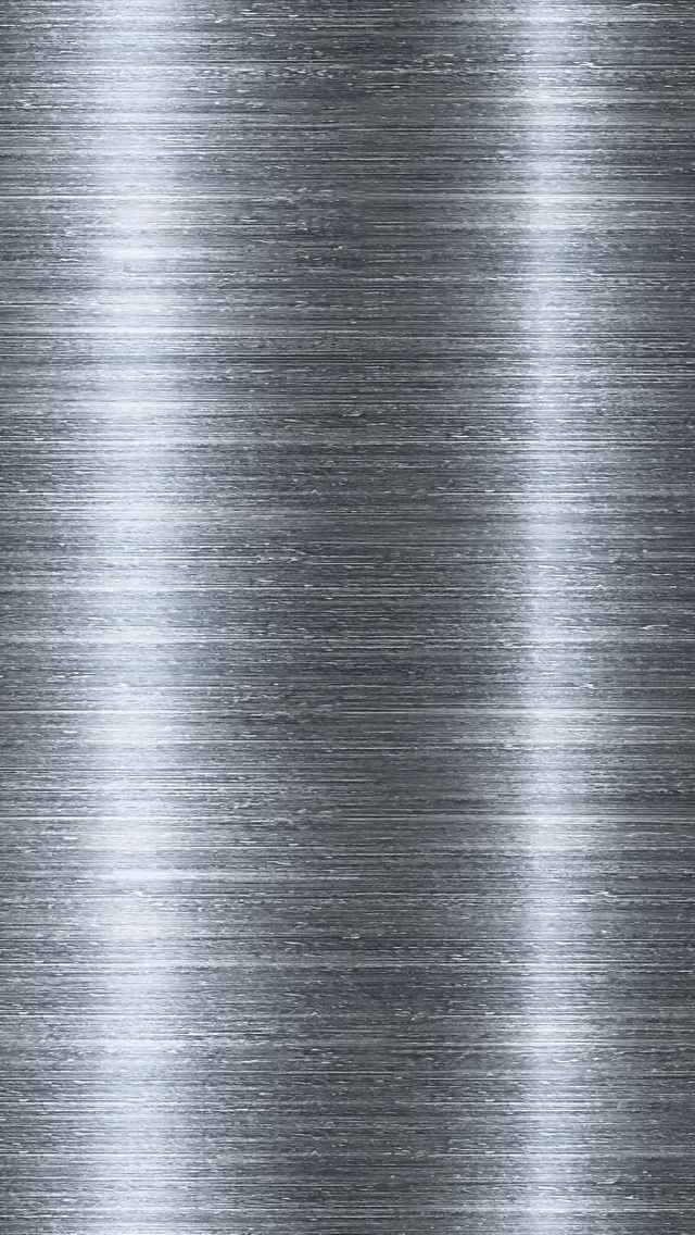 Metallic grey wallpaper
