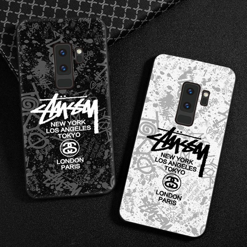 coque iphone xr stussy