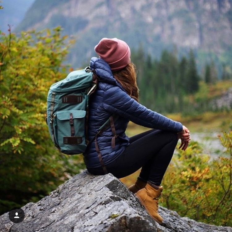 Photo of Hiking boots & outfit