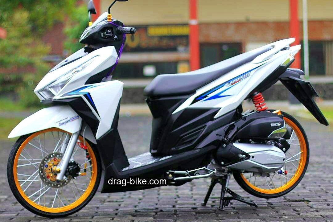 Modifikasi Vario 125 Minimalis Sederhana Motor Honda Mobil