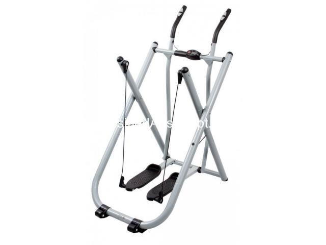 جهاز إير ووكر الغزال الطائر لتخسيس الجسم Stationary Bike Stationary Bike