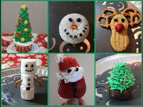 Here are some super fun kid friendly diy holiday christmas treats to here are some super fun kid friendly diy holiday christmas treats to make for and with your family hope you enjoy this video and have a merry christmas solutioingenieria Gallery