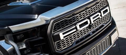 2017 2018 Ford Raptor Ford Front Grille Letters Premium Stainless Steel Choose Finish Ford Raptor Raptor Ford