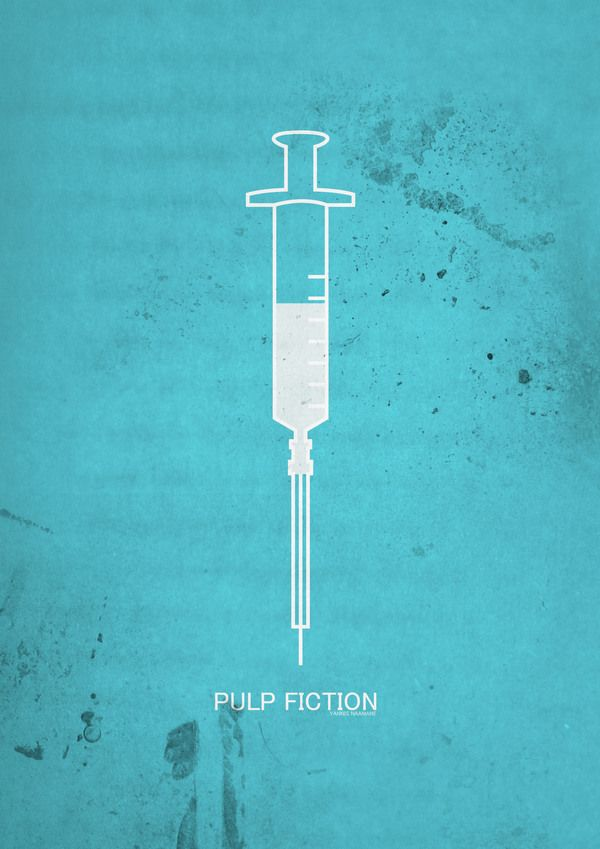 Pulp fiction   #poster