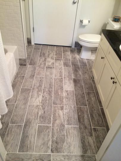 Marazzi Montagna Dapple Gray 6 In X 24 In Porcelain Floor And Wall Tile 14 53 Sq Ft Case Porcelain Flooring Flooring Porcelain Tile Floor Living Room