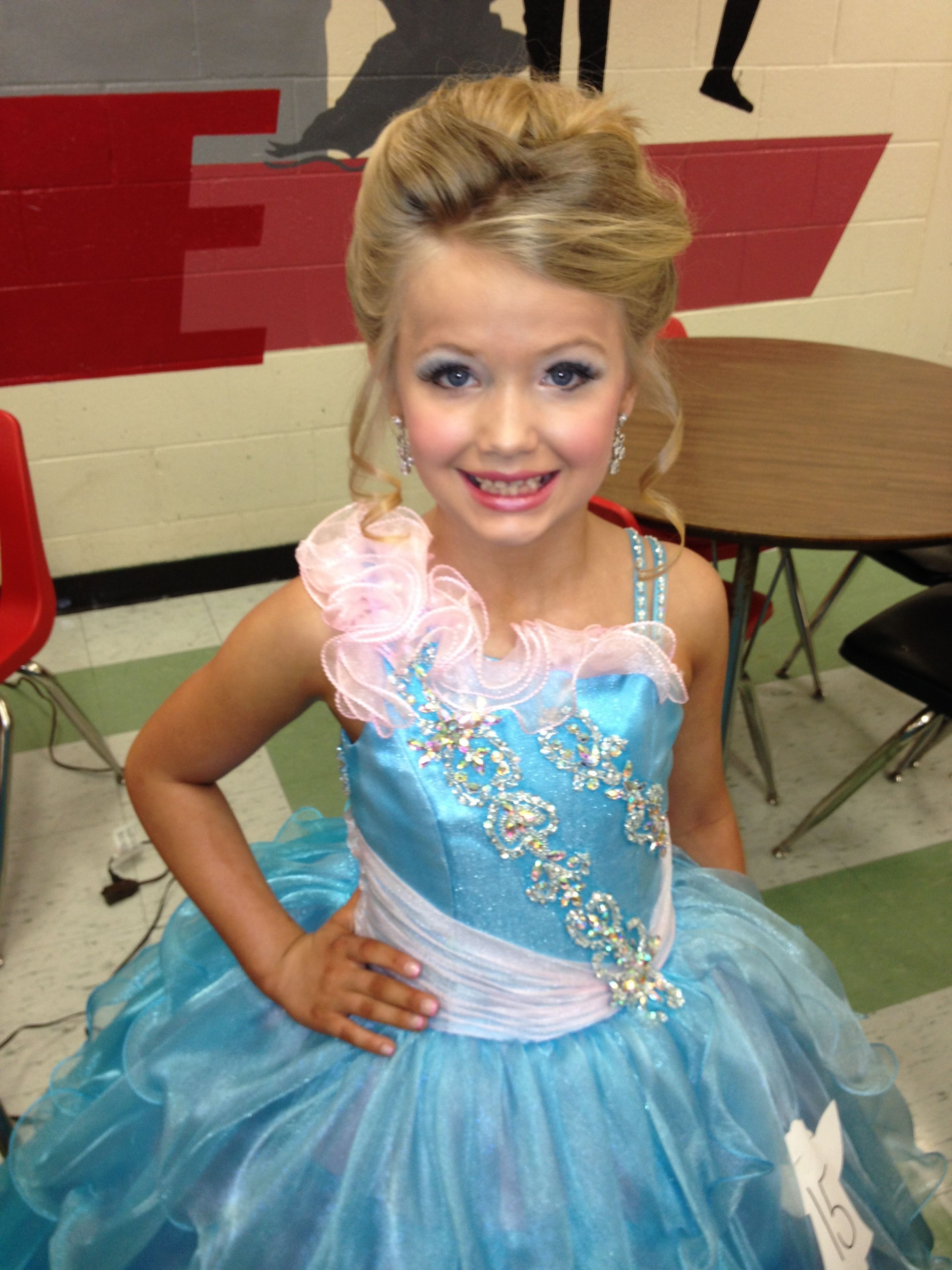 pageant hair and makeup!! | beauty | pageant hair, pageant