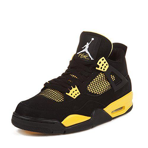 3f3f263aafff Nike Mens Air Jordan 4 Retro
