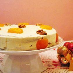 Gâteau de Noël - Bolo de Natal