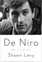 Levy has had unprecedented access to De Niro's personal research and production materials, creating a new impression of the effort that went into the actor's legendary performances. - See more at: http://www.buffalolib.org/vufind/Record/1945904/Reviews#tabnav