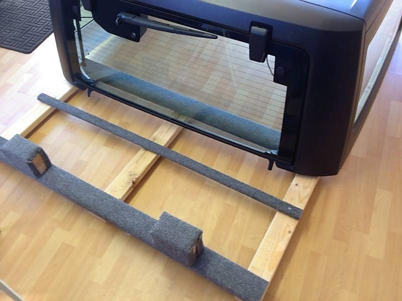 DIY Hardtop Hoist and Dolly - Jeep Wrangler Forum | All ...