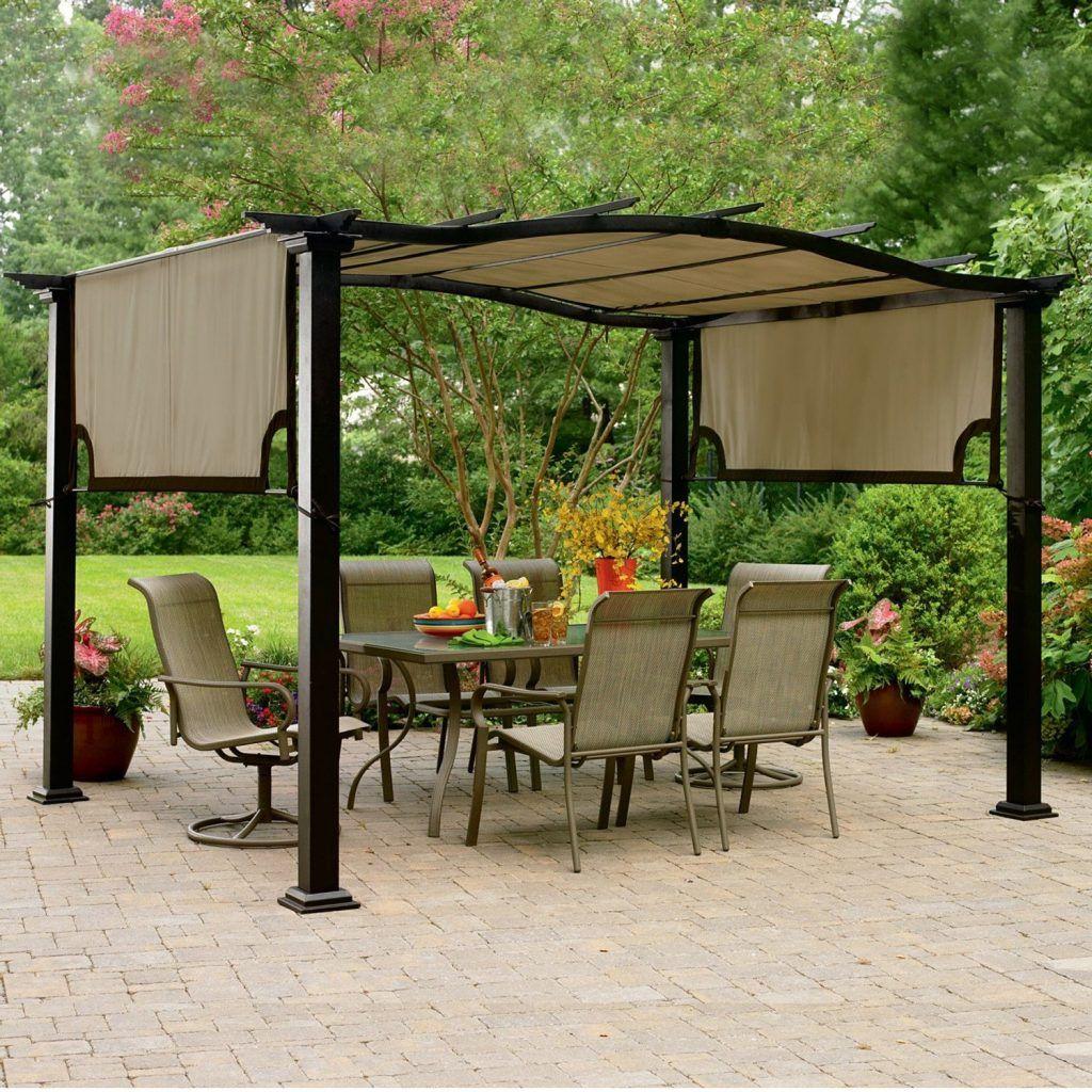 Backyard Canopy Lawn u0026 Garden  Custom Backyard Canopy Ideas Plus Backyard & Backyard Canopy Lawn u0026 Garden : Custom Backyard Canopy Ideas Plus ...