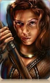 Jaheira With Images Baldur S Gate Portraits Portrait