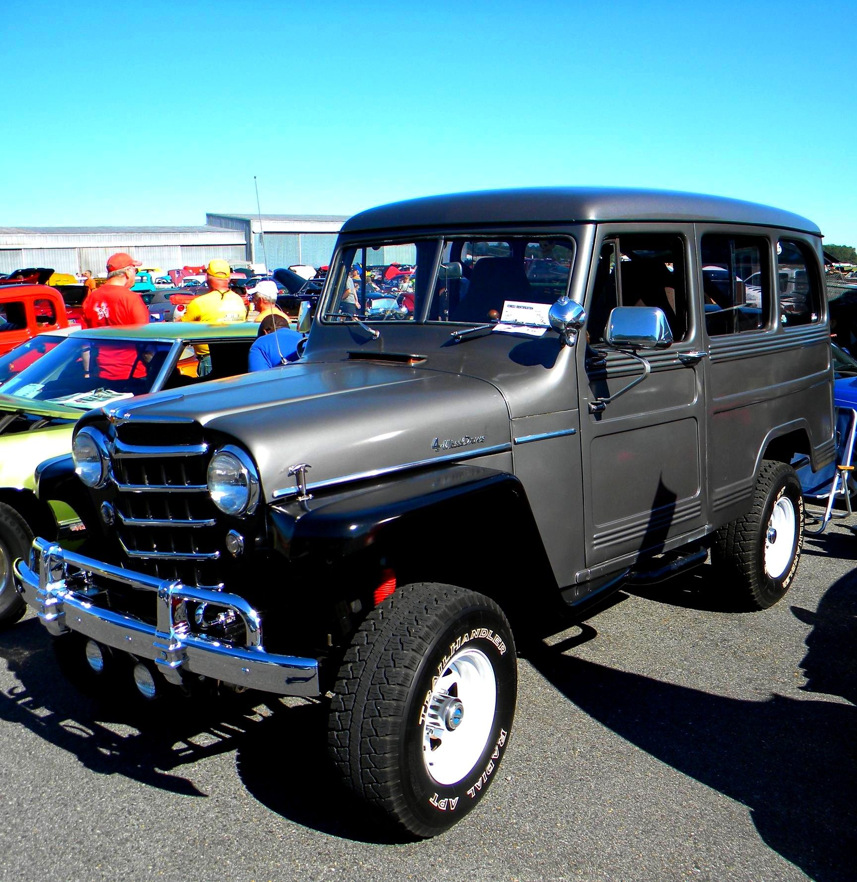 Old Postal Jeeps For Sale: Willys Builds - Google Search