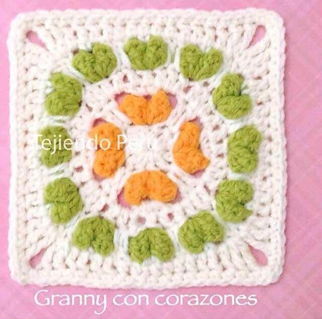 Pin de Uci Ys en crochet | Pinterest
