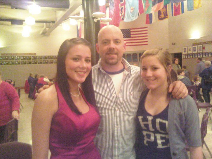 Ashley, Steve, and Katie