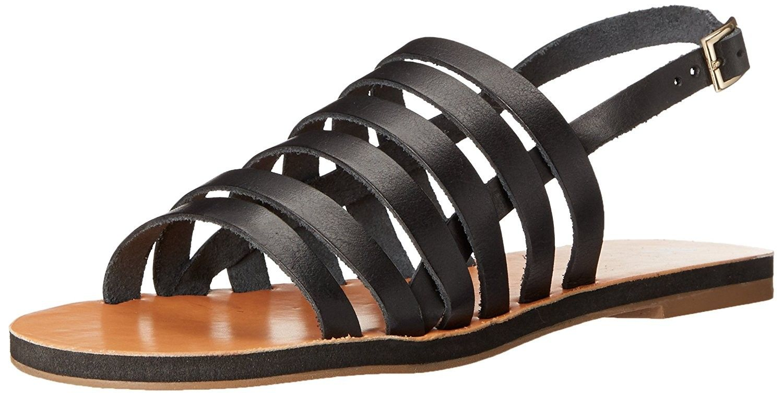 Women S Teacup Dress Sandal Black Cm126joumw3 Womens Sandals Flat Black Sandals Women Shoes [ 756 x 1500 Pixel ]