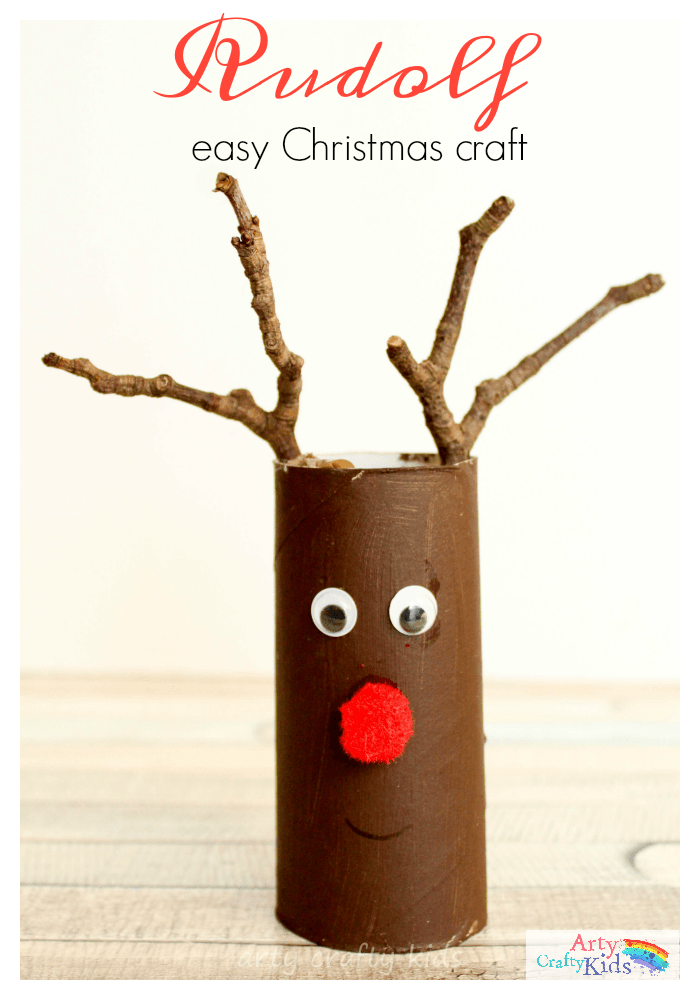 28+ Christmas crafts for kids with paper ideas
