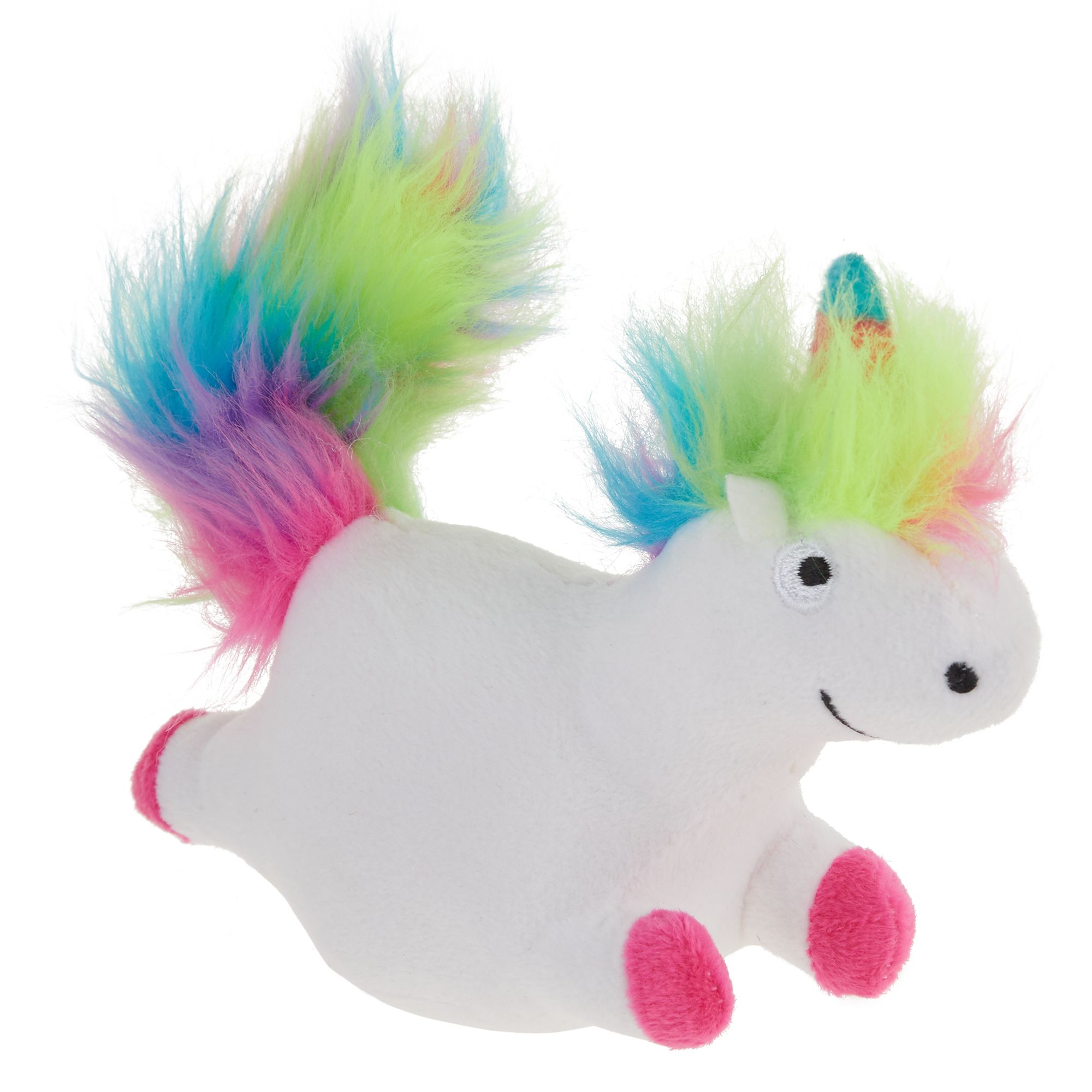 Top Paw Unicorn Dog Toy Plush Squeaker Plush Dog Toys Dog