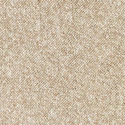 Qualifier - Color Timeless Beige Loop 12 ft. Carpet - 0342D-24-12 - The Home…