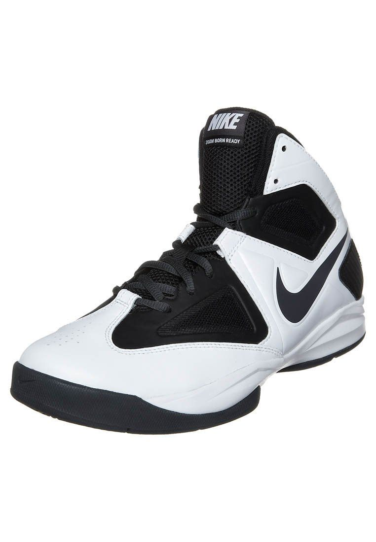 Basketball shoes white Nike Performance ZOOM BORN READY Basketball ... - Low  prices and