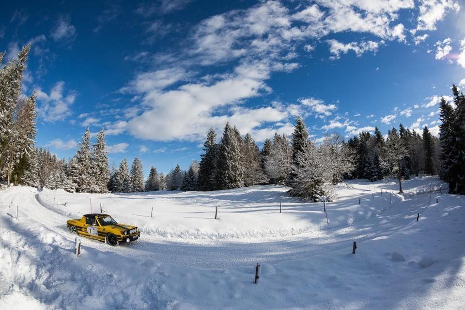 [Classic] Rallye Neige et Glace la plus sportive des