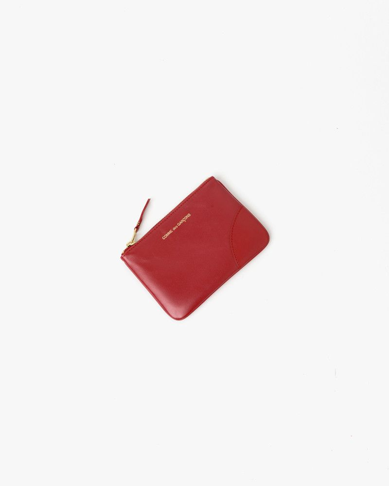 Small Pouch in Red