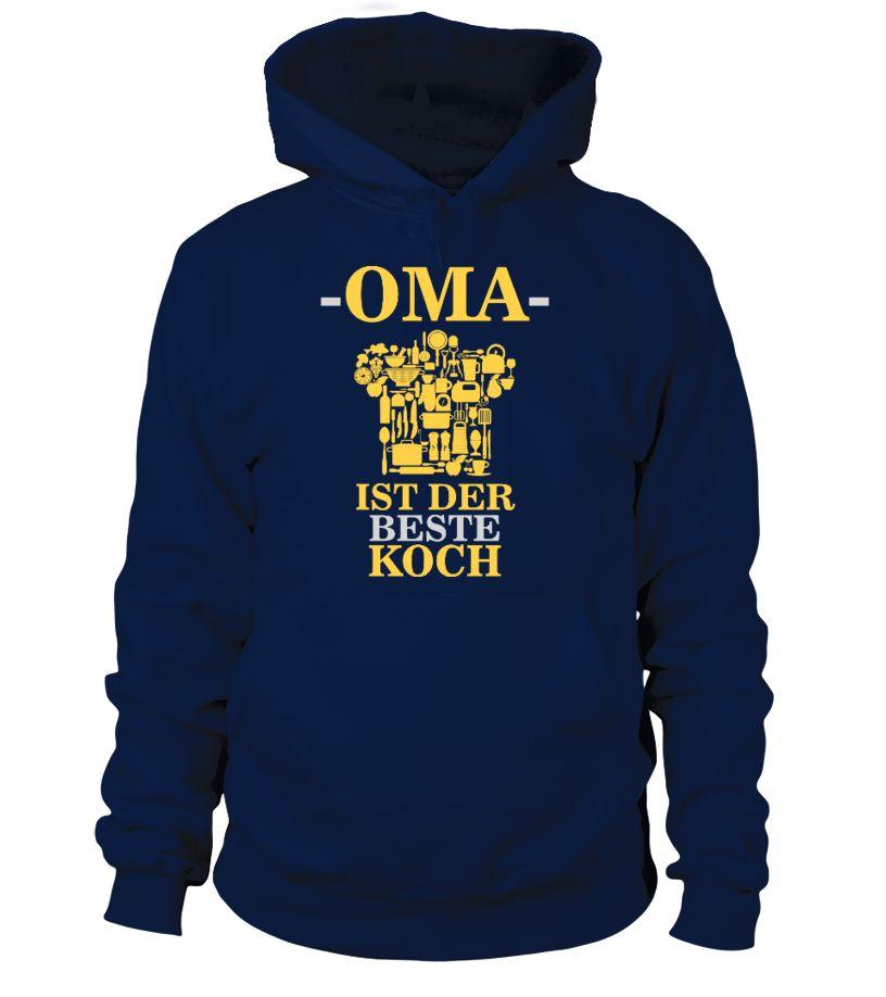 OMA ist der BESTE KOCH - Shirt  #image #grandma #nana #gigi #mother #photo #shirt #gift #idea