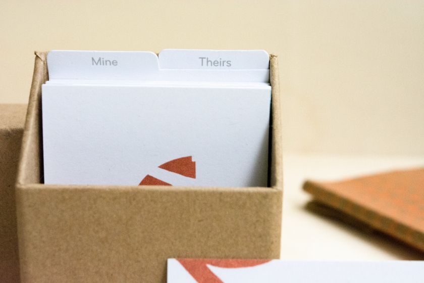 Visitenkarten-DIY-Business-Cards-How-to-Mohntage-Blog-mine-theirs