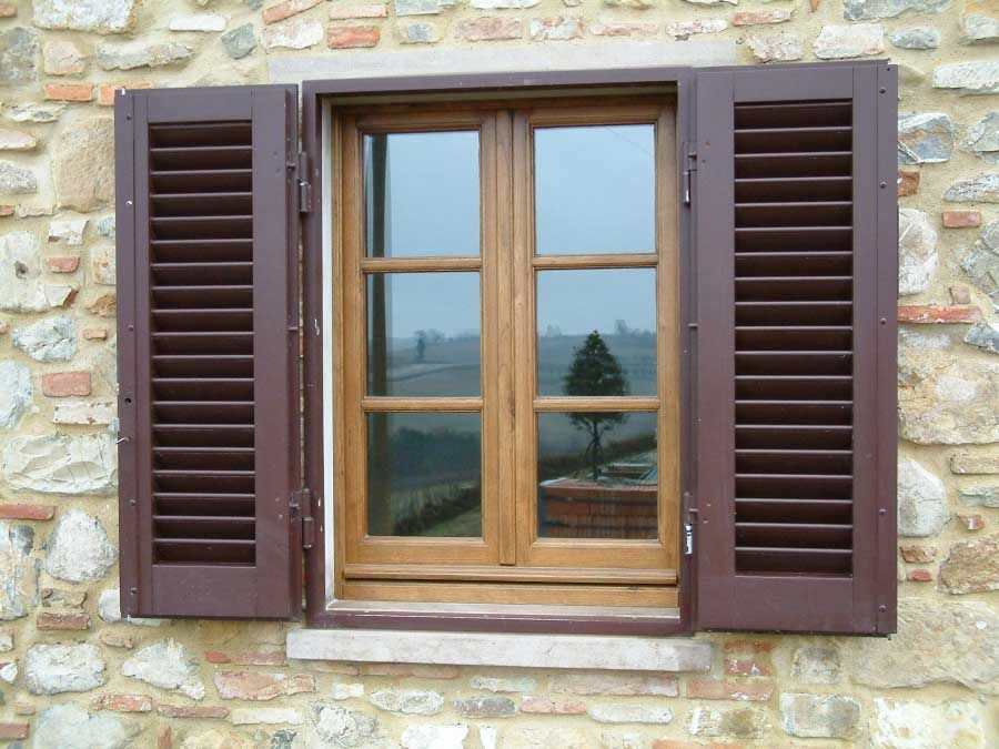wooden shutters exterior | Curb Appeal | Pinterest | Wooden ...